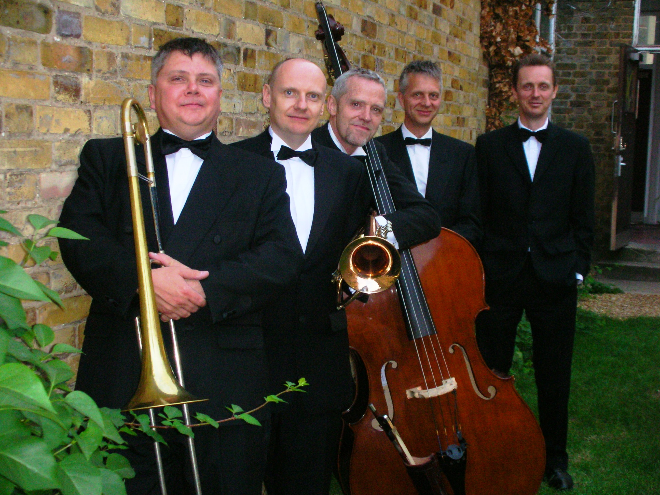 Hire Swing Band