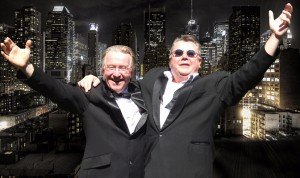 Paul Miller Keyboards and Vocals and Jeff Williams set New York alight!!