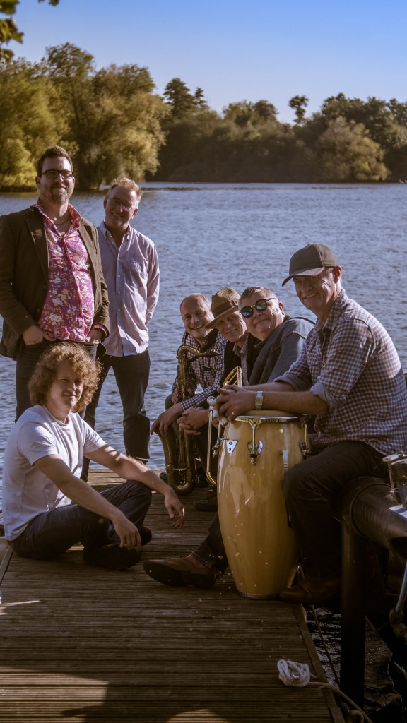 "<strong>Hire London Jazz Band ""The Mississippi Swamp Dogs""<strong>"
