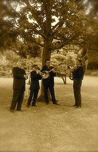 1920s Jazz Band Hire London.